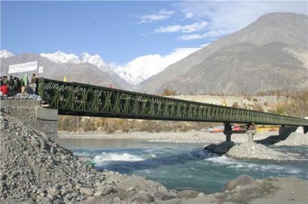 baily bridge gilgit - Gilgit:x