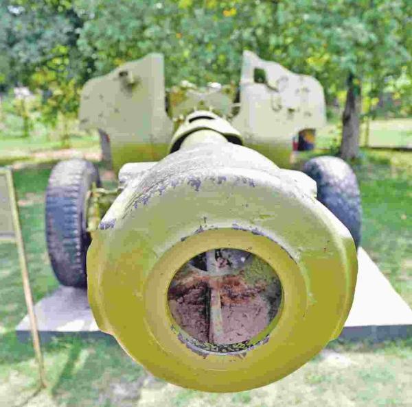 anti-aircraft-gun